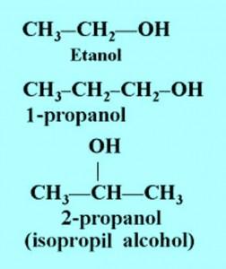 Rumus Kimia Etanol