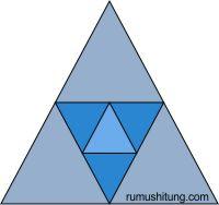 contoh soal barisan aritmatika deret aritmatika barisa geometri deret