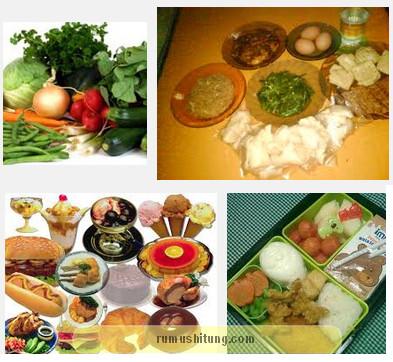 fungsi zat makan bagi tubuh karbohidrat vitamin protein lemak
