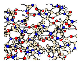 molekul senyawa organik