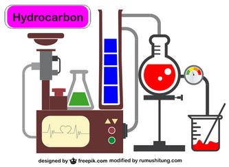 reaksi pada senyawa hidrokarbon