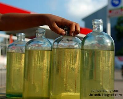 Apa rumus kimia bensin? | rumushitung.com