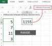 Rumus Perkalian di Microsoft Excel