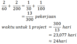 jawaban soal advanced