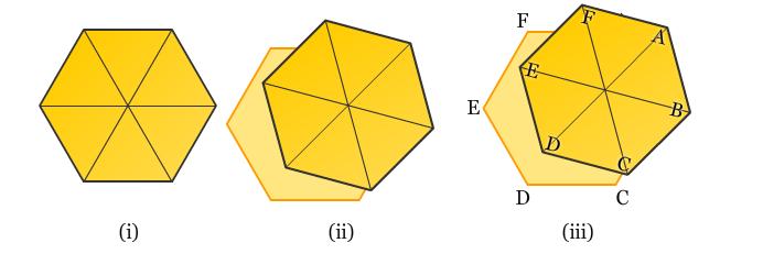 Materi Matematika Cara Mencari Simetri Putar Bangun Datar