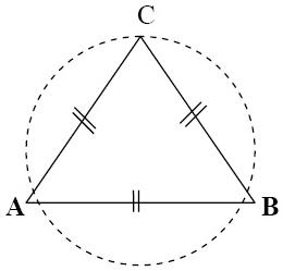 4. Simetri Putar Segi Tiga Sama Sisi