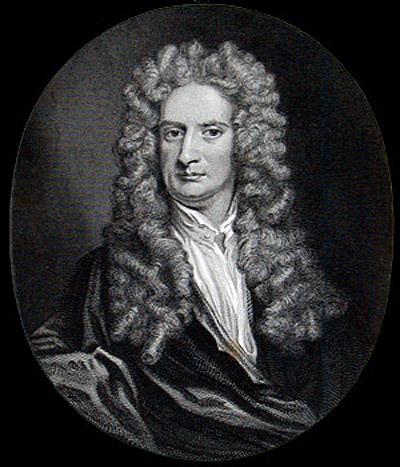 Rumus hukum Newton