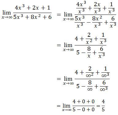Limit Matematika Dan Contoh Soal