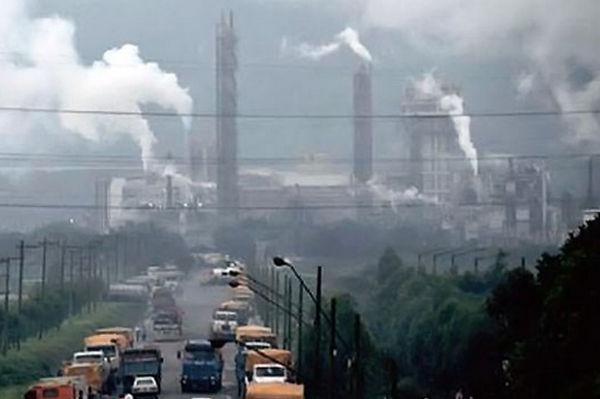 polusi mengancam ketersediaan udara bersih