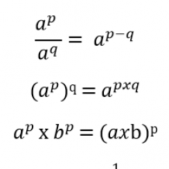 Bentuk oprasional eksponen