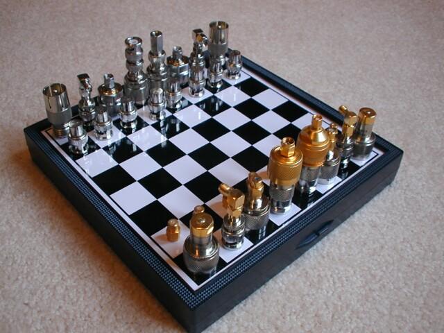 Segiempat papan catur