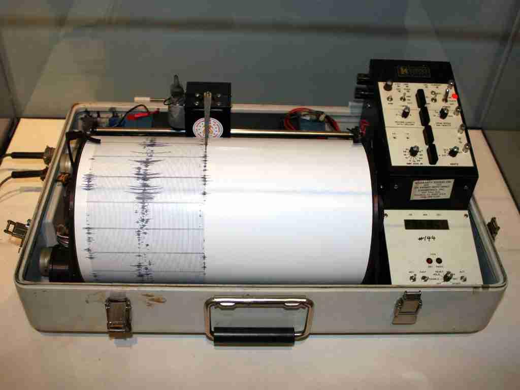 Seismeter